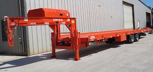 2014 Chaindrive container delivery trailer self loading/unload