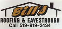 Bill's Roofing & Trough