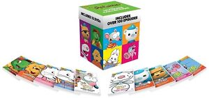 Treehouse DVD's - Ultimate Collection Cube (BRAND NEW & SEALED)