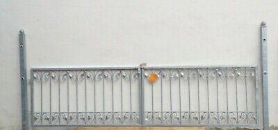 Garden Gates Yard Gate Gate Monaco-FT300/80R Galvanised