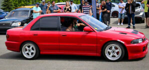 1992 Mitsubishi Evolution 1