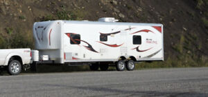 Forest River Work and Play Toy Hauler 2011