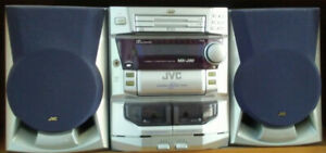 JVC Compact Component System