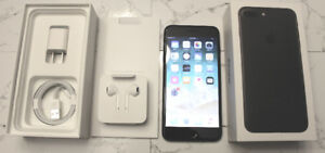 iPhone 7+ 128GB (Black) | Mint Condition | UNLOCKED |