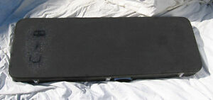 """""""V"""" style Electric Guitar Case Hard Shell Type"""