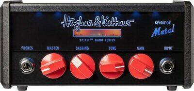 Hughes & Kettner Spirit of Metal Nano Head