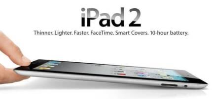 Excellent condition iPad 2 16gb Wifi Aussie stock