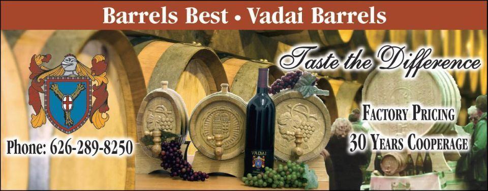 Barrels Best Vadai Barrels
