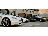 Luxury Wedding Cars for Hire Chauffeur or Self Drive