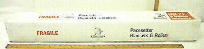 Pacesetter Dampening Roller For Sord Printing Press Heidelberg Machine White