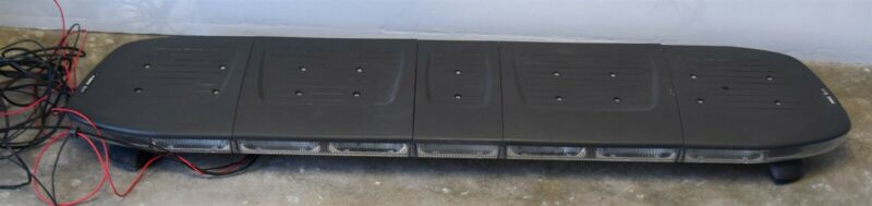 "Soundoff SIgnal NForce 54"" LED 4 Color Lightbar"