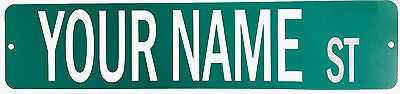 PERSONALIZED Street sign CUSTOM sign Mom Gift Dad Gift Grandkid Child Gift
