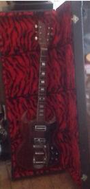 1960s/1970s Kay SG guitar