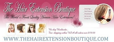 THE HAIR EXTENSION BOUTIQUE