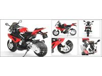 BMW licenced S1000RR ride on bike New in box