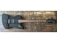 Epiphone Thunderbird (T-Bird Pro) Bass Guitar + Laney Bass Amplifier