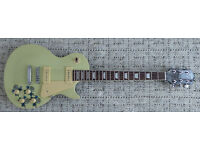Revelation RLP Les Paul style guitar