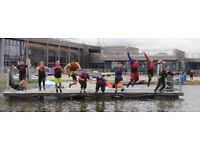 Aspiring Instructors Open Day, Crosby Lakeside Adventure Centre, Liverpool