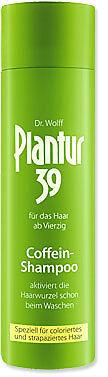 (3,50 € / 100ml) Plantur 39 - Coffein-Shampoo Color Haarausfall Alpecin