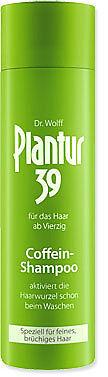 (3,50 € / 100ml) Plantur 39 - Coffein-Shampoo gegen Haarausfall Alpecin