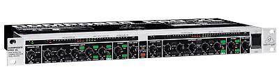 Behringer MDX2600 COMPOSER PRO-XL - Two Channel Compressor/Limiter w/ Gating NEW