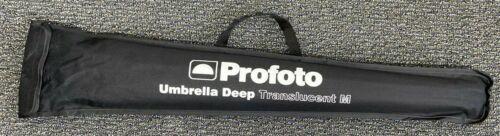 """Profoto Umbrella Deep Translucent Medium 41"""" - EXCELLENT CONDITION"""