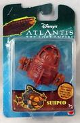 Atlantis The Lost Empire Toys