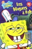 BOB L'éponge 48 pages 13x19 - Les blagues à Bob