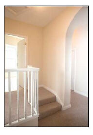 2 double bedroom unfurnished flat for rent - immediate entry
