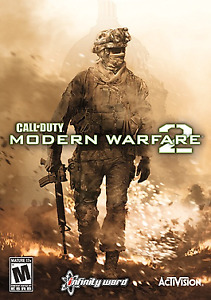 Looking Of Call Of Duty Modern Warfare 2 Xbox 360 For 5$