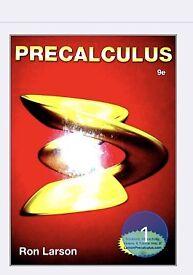 Pre Calculus 9E Ron Larson