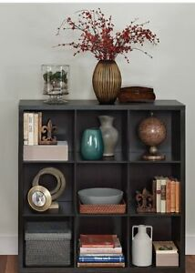 "Decorative Storage 43"" Cube Unit Bookcase For Sale"