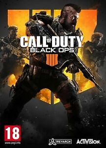 Black Ops 4 PS4 Early