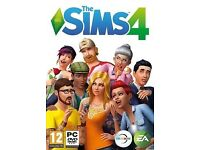 Sims 4 inc every expansion pack & DLC