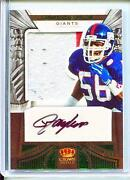 Lawrence Taylor Auto
