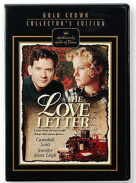 Dvd Hallmark The Love Letter