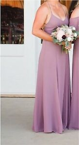 Show Me Your Mumu Antique Rose Bridesmaid Dress