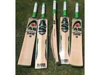 English Willow Cricket Bat - Player Edition - AS Sports, Made in Pakistan.