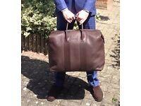 Luxury designer man bag