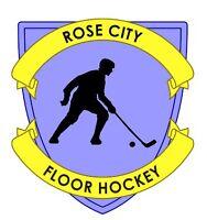 Rose City Floor Hockey League - CO-ED Adult Floor Hockey @ WFCU
