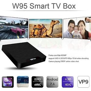 W95 - 7.1 OS 2gb/16gb ANDROID BOXES