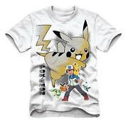 Pokemon Ash Shirt