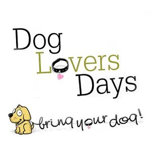 DogLoversDays Milton OUTDOOR Dog Event *Vending Opportunity*