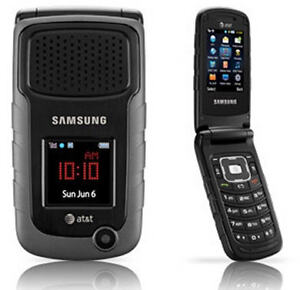 SAMSUNG RUGBY II SGH-A847D - TELUS/PUBLIC MOBILE / NEUF