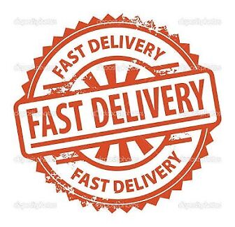 Delivery driver with ute. Furniture, white goods delivery-removals