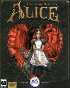Look for American McGees Alice for PC