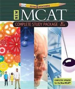 Selling MCAT Kaplan and/or Examkrackers Full Sets