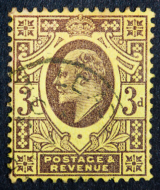 What Is a Surface-Printed Stamp?