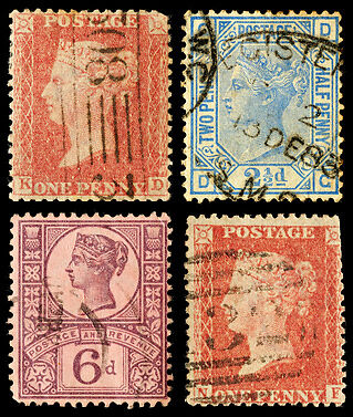 How to Determine the Value of Queen Victoria Stamps