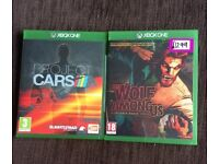 Project cars and he wolf among us